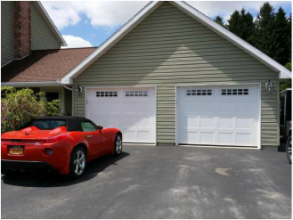 Classification of garage doors by style